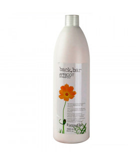 Farmavita Back Bar Apricot Shampoo 1000ml