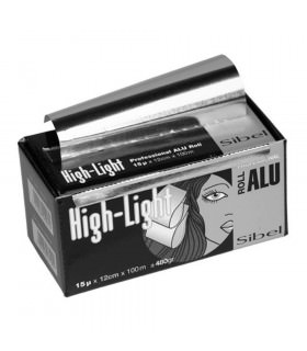 Sibel High-Light Papel Aluminio Mechas 100m