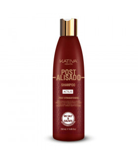 Kativa Post Alisado Shampoo 250ml