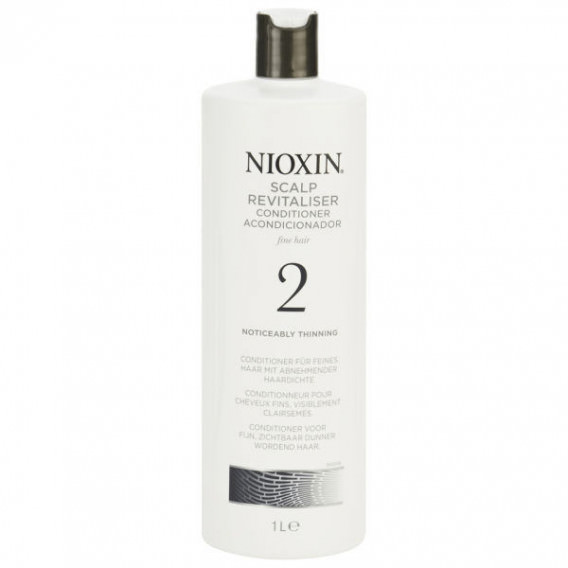 Nioxin System 2 Scalp Revitaliser 1000ml