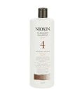 Nioxin System 4 Cleanser Shampoo 1000ml