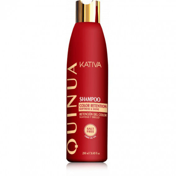 Kativa Quinua Color Retention Softness&Shine Conditioner 250ml