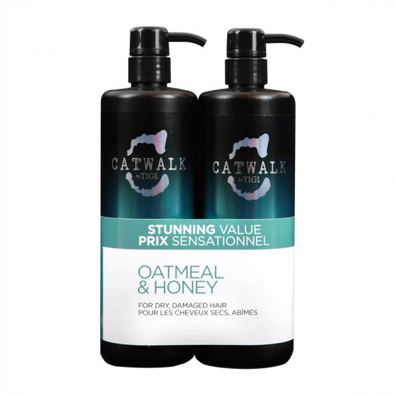 Tigi Duo Pack Oatmeal&Honey Shampoo&Conditioner