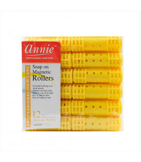 Annie Rolos Mag Yellow/amar. (12/med) 1223