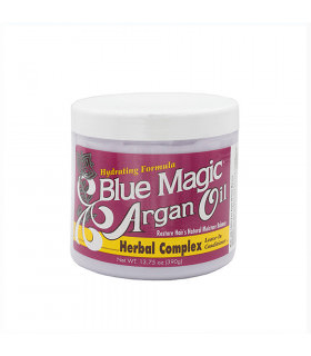 Blue Magic Cond Argan Oil/herbal Complex 390g S/a