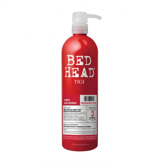 Tigi Bed Head Urban Antidotes Resurrection Shampoo 750ml