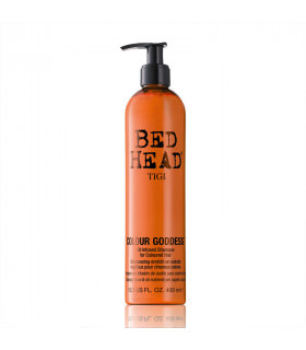 Tigi Bed Head Colour Goddess Oil Infused Shampoo For Coloured Hair 400ml