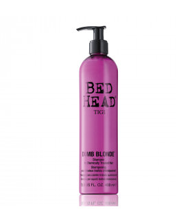 Tigi Bed Head Dumb Blonde Shampoo 400ml