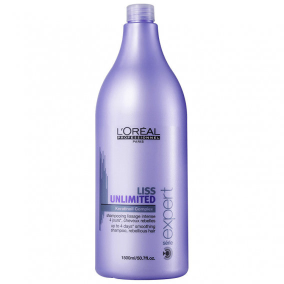 L´Oreal Professionel Liss Unlimited Shampoo 1500ml