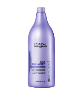 L'Oreal Expert Liss Unlimited Champú 1500ml