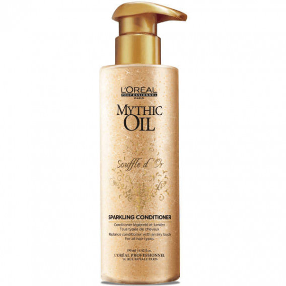 L'Oreal Expert Mythic Oil Sparkling Conditioner 190ml