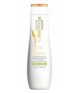 Matrix Biolage Exquisite Oil Moringa Shampoo 250ml