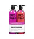 Tigi Duo Pack Dumb Blonde Shampoo&Conditioner