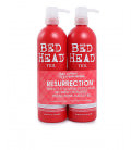 Tigi Duo Pack Bed Head Urban Antidotes Resurrection Shampoo&Conditioner