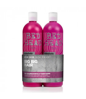 Tigi Duo Pack Bed Head Styleshots Epic Volume Shampoo&Conditioner