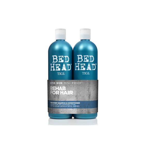 Tigi Duo Pack Bed Head Hair Care Urban Antidotes Recovery Shampoo&Conditioner