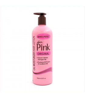Luster's Pink Oil Moist Lotion Original 946ml