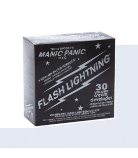 Manic Panic Kit Decoloración 30Vol.