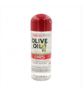 Ors Olive Oil Heat Prot Serum 6oz/177ml (Rojo)