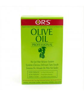 Ors Olive Oil Relaxer Kit Ex-strength