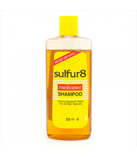 Sulfur8 Med. Ch 200ml (Anti Dandruff)