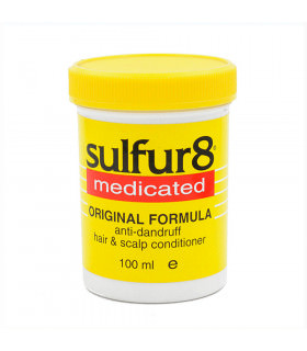 Sulfur8 Med. H/scalp Condit. 100ml (Anti Dandruff)