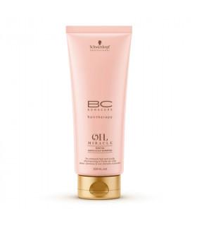 Schwarzkopf BC Rose Oil Shampoo 200ml