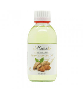 Mamado Natural Almond Oil 200ml