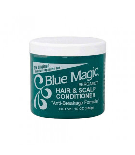 Blue Magic Cond H/scalp 300ml (Green/bergamot)