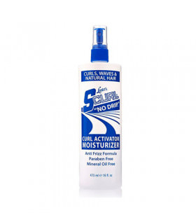 Luster's Scurl No Drip Curl Act 355ml