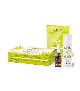 Byothea Kit Pura Energia Vitamina C Locion+ Mascarilla+ Suero