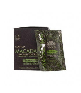 Kativa Macadamia Deep Hydration Treatment (1ud x 35gr)