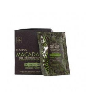 Kativa Macadamia Deep Hydration Treatment (1ud x 35gr)