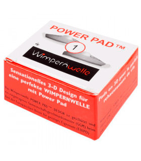 Wimpernwelle Power Pad No. 1 (4 Pares)