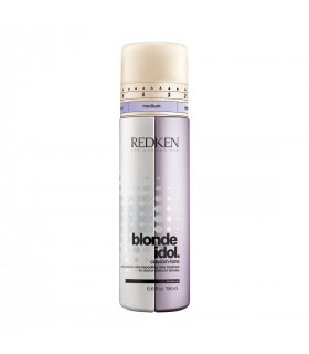 Redken Blonde Idol Custom-Tone Violet Acondicionador 196ml