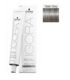 Igora Royal Absolutes Silver White (Slate Grey) 60ml