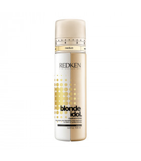 Redken Blonde Idol Custom-Tone Gold 196ml