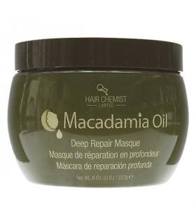 Hair Chemist Macadamia Oil Mascarilla de Reparación Profunda 227gr