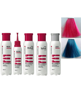 Elumen Kit Completo PK@all Fucsia (200ml) + TQ@all Turquesa Fantasía (200ml)
