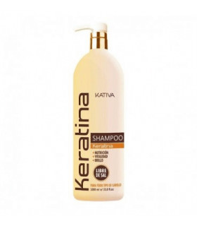 Kativa Keratina Shampoo Nutrición 1000ml