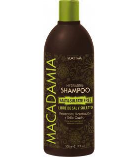 Kativa Macadamia Hydrating Shampoo 500ml