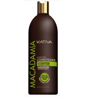 Kativa Macadamia Hydrating Conditioner 500ml