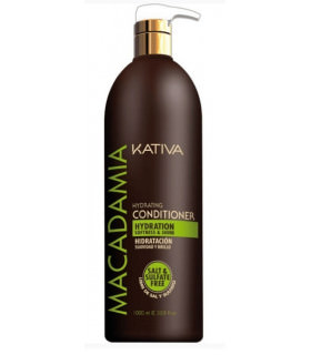 Kativa Macadamia Hydrating Conditioner 1000ml