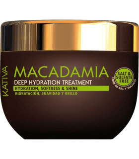 Kativa Macadamia Deep Hydrating Treatment 500ml