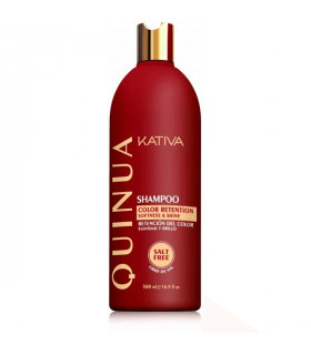 Kativa Quinua Color Retention Softness&Shine Shampoo 500ml
