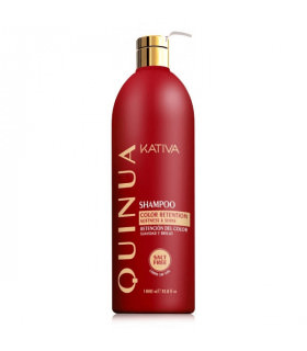 Kativa Quinua Color Retention Softness&Shine Shampoo 1000ml
