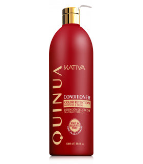Kativa Quinua Color Retention Softness&Shine Conditioner 1000ml