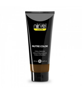 Nirvel Nutre Color (Tono Marrón Intenso) 200ml
