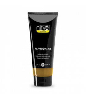 Nirvel Nutre Color (Tono Dorado) 200ml