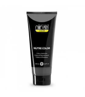 Nirvel Nutre Color (Tono Gris) 200ml